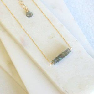 Sterling Silver Stack Necklace
